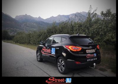 Véhicules Street-L auto école permis de conduire école de conduite Riddes Valais chablais valaisan vaudois Antonino Vadalà photo.014