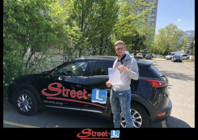 Permis réussi Street-L auto école permis de conduire école de conduite Riddes Valais chablais valaisan vaudois Antonino Vadalà photo.010