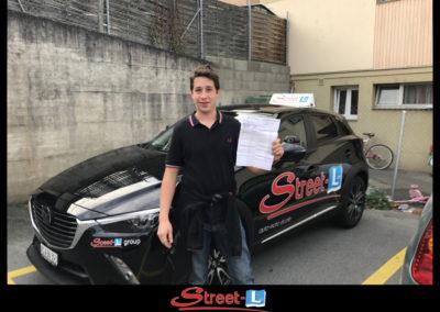 Permis réussi Street-L auto école permis de conduire école de conduite Riddes Valais chablais valaisan vaudois Antonino Vadalà photo.013