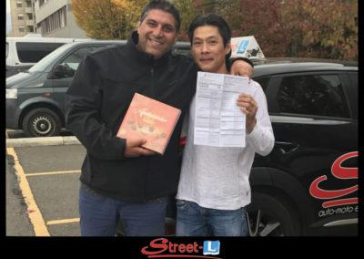 Permis réussi Street-L auto école permis de conduire école de conduite Riddes Valais chablais valaisan vaudois Antonino Vadalà photo.014