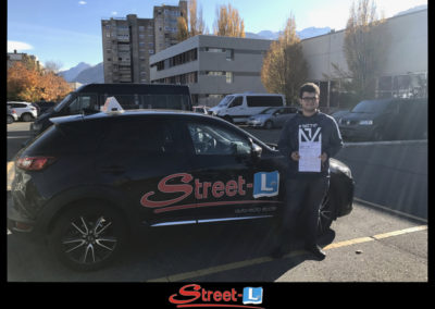 Permis réussi Street-L auto école permis de conduire école de conduite Riddes Valais chablais valaisan vaudois Antonino Vadalà photo.015