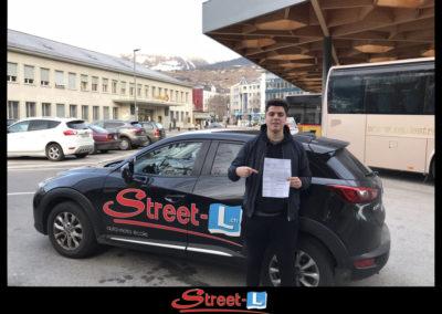 Permis réussi Street-L auto école permis de conduire école de conduite Riddes Valais chablais valaisan vaudois Antonino Vadalà photo.020
