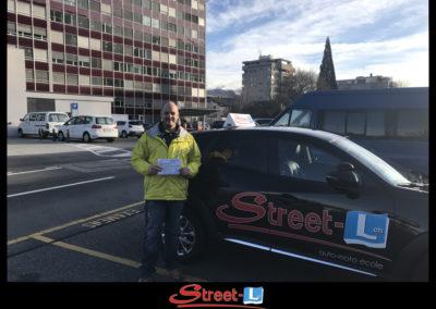 Permis réussi Street-L auto école permis de conduire école de conduite Riddes Valais chablais valaisan vaudois Antonino Vadalà photo.023