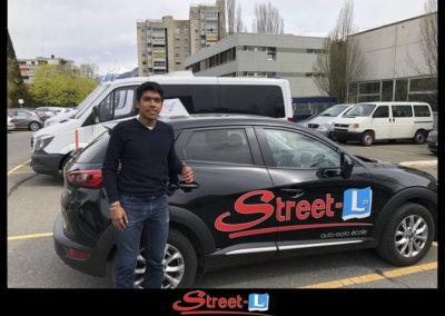 Permis réussi Street-L auto école permis de conduire école de conduite Riddes Valais chablais valaisan vaudois Antonino Vadalà photo.026