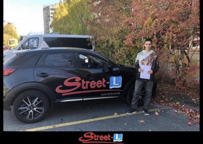 Permis réussi Street-L auto école permis de conduire école de conduite Riddes Valais chablais valaisan vaudois Antonino Vadalà photo.043