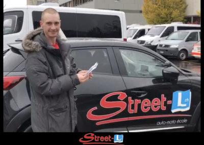 Permis réussi Street-L auto école permis de conduire école de conduite Riddes Valais chablais valaisan vaudois Antonino Vadalà photo.046