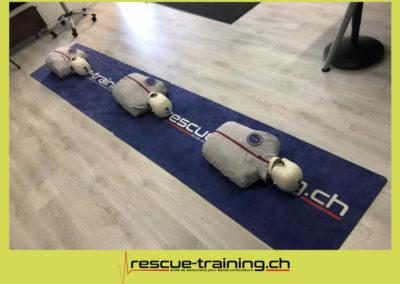 Rescue-training école de secourisme idem samaritains sauveteur permis de conduire entreprises BLS AED petite enfance Valais Lucien Cottier Street-L auto-école Riddes.002