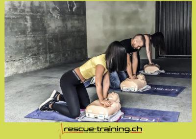Rescue-training école de secourisme idem samaritains sauveteur permis de conduire entreprises BLS AED petite enfance Valais Lucien Cottier Street-L auto-école Riddes.006