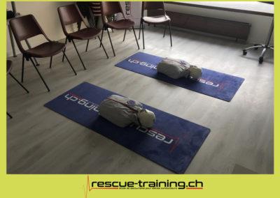 Rescue-training école de secourisme idem samaritains sauveteur permis de conduire entreprises BLS AED petite enfance Valais Lucien Cottier Street-L auto-école Riddes.056