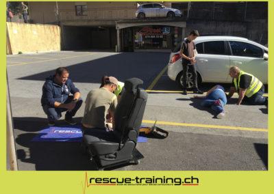 Rescue-training école de secourisme idem samaritains sauveteur permis de conduire entreprises BLS AED petite enfance Valais Lucien Cottier Street-L auto-école Riddes.061
