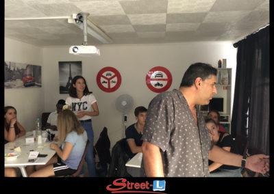 Sensibilisation Street-L auto école permis de conduire école de conduite Riddes Valais chablais valaisan vaudois Antonino Vadalà photo.015