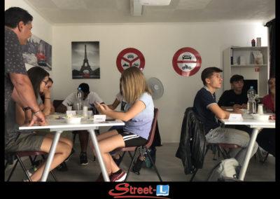 Sensibilisation Street-L auto école permis de conduire école de conduite Riddes Valais chablais valaisan vaudois Antonino Vadalà photo.016