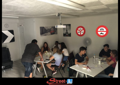 Sensibilisation Street-L auto école permis de conduire école de conduite Riddes Valais chablais valaisan vaudois Antonino Vadalà photo.025
