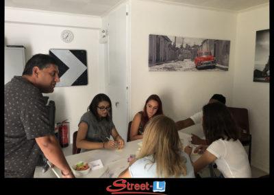 Sensibilisation Street-L auto école permis de conduire école de conduite Riddes Valais chablais valaisan vaudois Antonino Vadalà photo.029