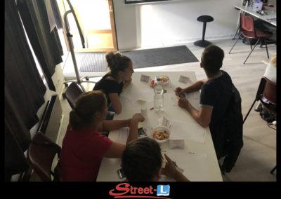 Sensibilisation Street-L auto école permis de conduire école de conduite Riddes Valais chablais valaisan vaudois Antonino Vadalà photo.038