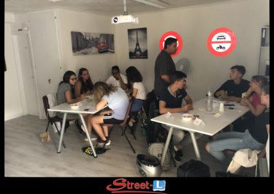 Sensibilisation Street-L auto école permis de conduire école de conduite Riddes Valais chablais valaisan vaudois Antonino Vadalà photo.050