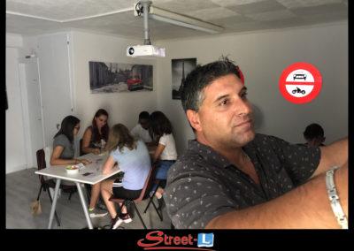 Sensibilisation Street-L auto école permis de conduire école de conduite Riddes Valais chablais valaisan vaudois Antonino Vadalà photo.055