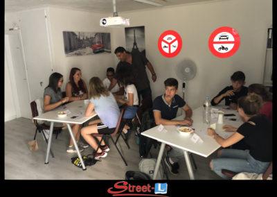 Sensibilisation Street-L auto école permis de conduire école de conduite Riddes Valais chablais valaisan vaudois Antonino Vadalà photo.067