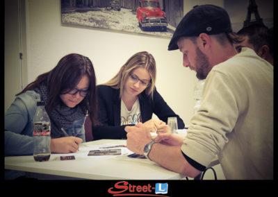 Sensibilisation Street-L auto école permis de conduire école de conduite Riddes Valais chablais valaisan vaudois Antonino Vadalà photo.075