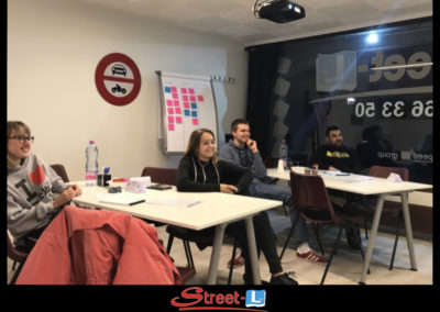 Sensibilisation Street-L auto école permis de conduire école de conduite Riddes Valais chablais valaisan vaudois Antonino Vadalà photo.092