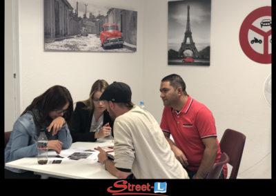 Sensibilisation Street-L auto école permis de conduire école de conduite Riddes Valais chablais valaisan vaudois Antonino Vadalà photo.125
