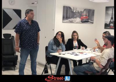 Sensibilisation Street-L auto école permis de conduire école de conduite Riddes Valais chablais valaisan vaudois Antonino Vadalà photo.131