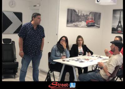 Sensibilisation Street-L auto école permis de conduire école de conduite Riddes Valais chablais valaisan vaudois Antonino Vadalà photo.132