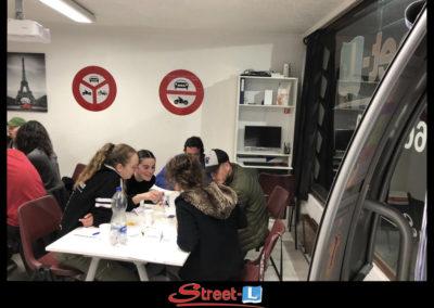 Sensibilisation Street-L auto école permis de conduire école de conduite Riddes Valais chablais valaisan vaudois Antonino Vadalà photo.134