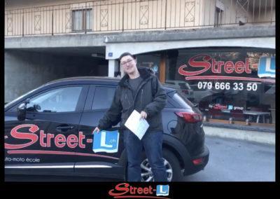Permis réussi Street-L auto école permis de conduire école de conduite Riddes Valais chablais valaisan vaudois Antonino Vadalà photo.022