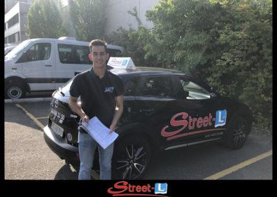 Permis réussi Street-L auto école permis de conduire école de conduite Riddes Valais chablais valaisan vaudois Antonino Vadalà photo.030