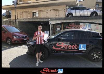 Permis réussi Street-L auto école permis de conduire école de conduite Riddes Valais chablais valaisan vaudois Antonino Vadalà photo.037