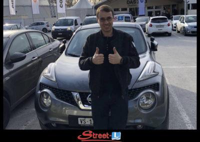 Permis réussi Street-L auto école permis de conduire école de conduite Riddes Valais chablais valaisan vaudois Antonino Vadalà photo.038