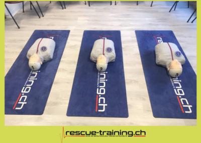 Rescue-training école de secourisme idem samaritains sauveteur permis de conduire entreprises BLS AED petite enfance Valais Lucien Cottier Street-L auto-école Riddes.055