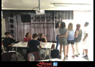 Sensibilisation Street-L auto école permis de conduire école de conduite Riddes Valais chablais valaisan vaudois Antonino Vadalà photo.002