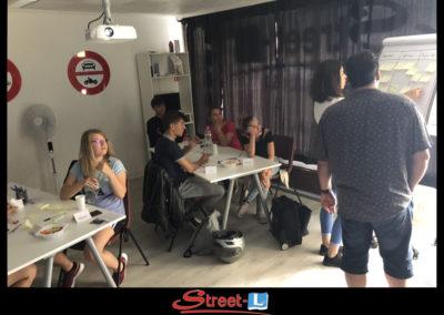 Sensibilisation Street-L auto école permis de conduire école de conduite Riddes Valais chablais valaisan vaudois Antonino Vadalà photo.006