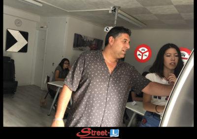Sensibilisation Street-L auto école permis de conduire école de conduite Riddes Valais chablais valaisan vaudois Antonino Vadalà photo.011