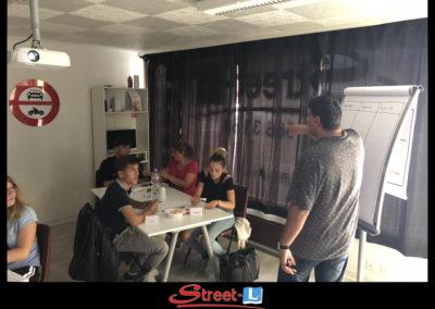 Sensibilisation Street-L auto école permis de conduire école de conduite Riddes Valais chablais valaisan vaudois Antonino Vadalà photo.023