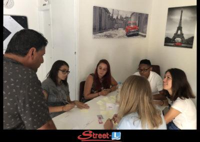Sensibilisation Street-L auto école permis de conduire école de conduite Riddes Valais chablais valaisan vaudois Antonino Vadalà photo.027