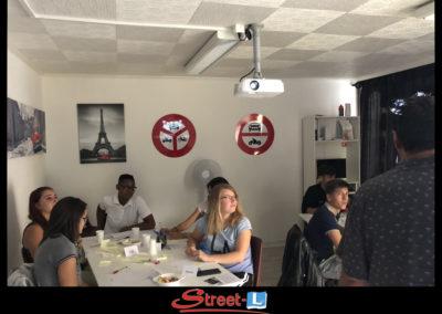 Sensibilisation Street-L auto école permis de conduire école de conduite Riddes Valais chablais valaisan vaudois Antonino Vadalà photo.028