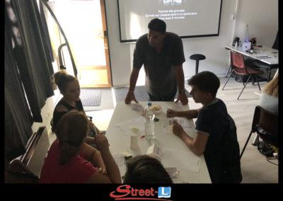 Sensibilisation Street-L auto école permis de conduire école de conduite Riddes Valais chablais valaisan vaudois Antonino Vadalà photo.032