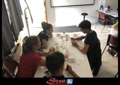 Sensibilisation Street-L auto école permis de conduire école de conduite Riddes Valais chablais valaisan vaudois Antonino Vadalà photo.033