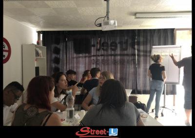 Sensibilisation Street-L auto école permis de conduire école de conduite Riddes Valais chablais valaisan vaudois Antonino Vadalà photo.040