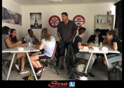 Sensibilisation Street-L auto école permis de conduire école de conduite Riddes Valais chablais valaisan vaudois Antonino Vadalà photo.047