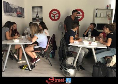 Sensibilisation Street-L auto école permis de conduire école de conduite Riddes Valais chablais valaisan vaudois Antonino Vadalà photo.048