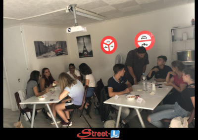 Sensibilisation Street-L auto école permis de conduire école de conduite Riddes Valais chablais valaisan vaudois Antonino Vadalà photo.052