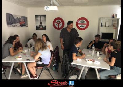 Sensibilisation Street-L auto école permis de conduire école de conduite Riddes Valais chablais valaisan vaudois Antonino Vadalà photo.053