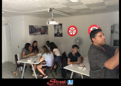 Sensibilisation Street-L auto école permis de conduire école de conduite Riddes Valais chablais valaisan vaudois Antonino Vadalà photo.057