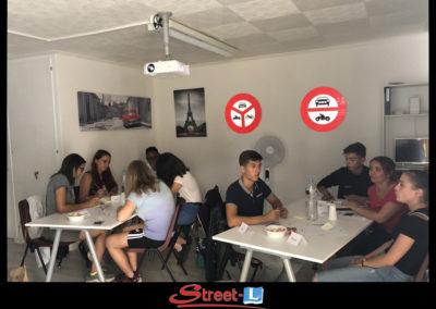 Sensibilisation Street-L auto école permis de conduire école de conduite Riddes Valais chablais valaisan vaudois Antonino Vadalà photo.059