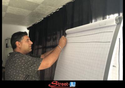 Sensibilisation Street-L auto école permis de conduire école de conduite Riddes Valais chablais valaisan vaudois Antonino Vadalà photo.060
