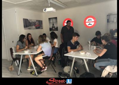 Sensibilisation Street-L auto école permis de conduire école de conduite Riddes Valais chablais valaisan vaudois Antonino Vadalà photo.069